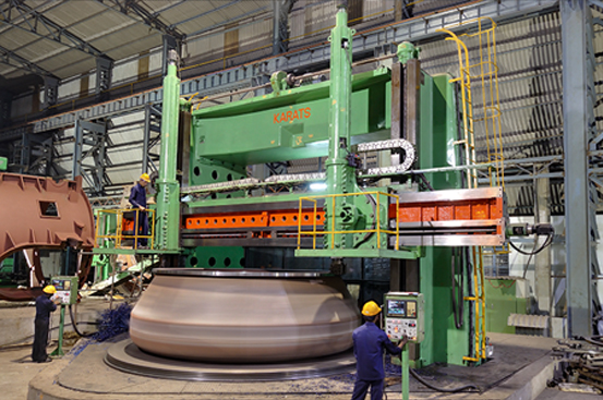 <i>Steel plant equipment</i>